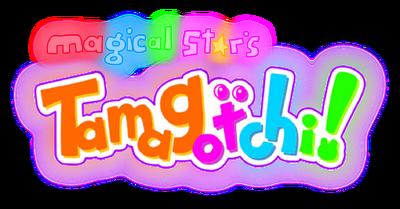 Magical Stars Tamagotchi Logo V2