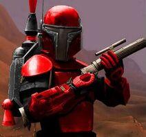 RED Mandalorian