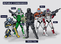 Delta squad and updated vau by kickawesome-d2yj1zq
