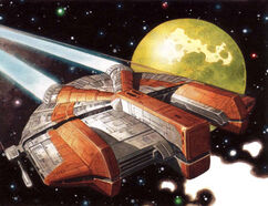 Dynamic-class freighter SotG