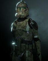 SWBF2 41st Ranger clean