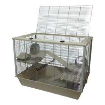 Hamsterkooirattenkooihugo beige2