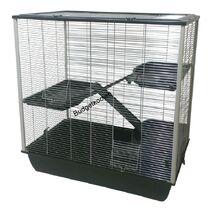Rattenkooifrodo zwart