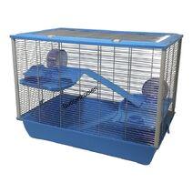 Hamsterkooirattenkooihugo blauw
