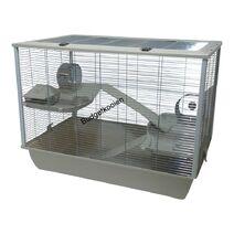 Hamsterkooirattenkooihugo beige