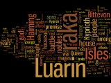 Luarin Conquest from Tamora Pierce's Trickster's Choice