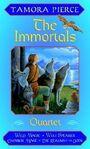 The Immortals Random House bindup