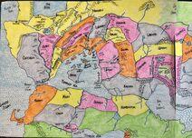 Circle Universe Map West