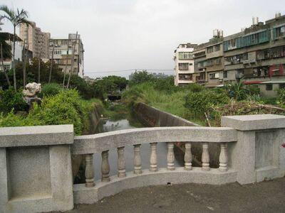 圖片10瓦店埤現已變成排水溝