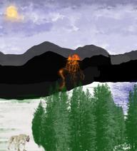 Draken Säbelzahn