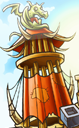 Wieża maga orki