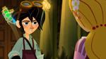 The Alchemist Returns Varian Betrays Rapunzel