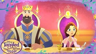 King Frederic Inside the Journal Tangled The Series Disney Channel