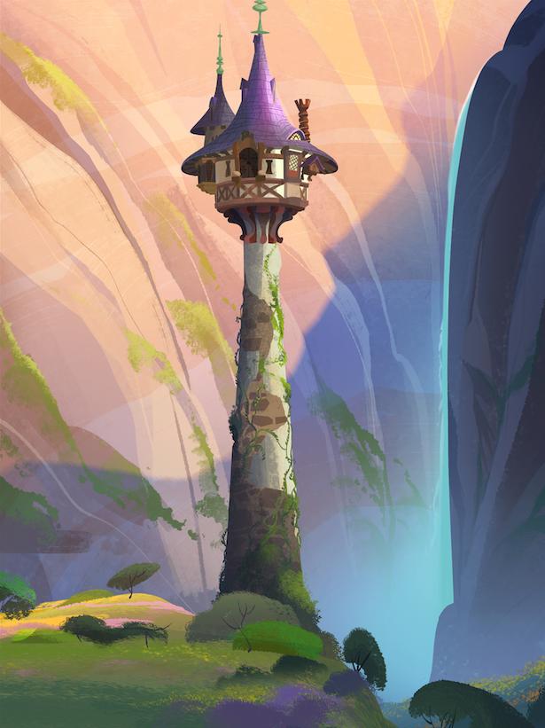 The Tower Rapunzel S Tangled Adventure Wiki Fandom