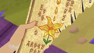 Rapunzel's Tangled Adventure - Beyond the Corona Walls CLIP