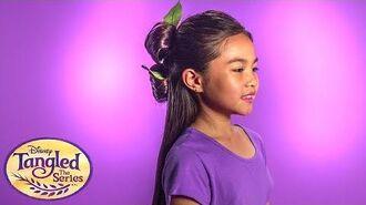 Rapunzel's Flower Rapunzel's Pony Tales Tangled The Series Disney Channel