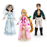 Tangled The Series Mini Dolls