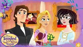 Three's a Crowd Inside the Journal Tangled The Series Disney Channel