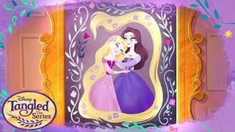 Queen Arianna Inside the Journal Tangled The Series Disney Channel