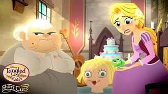 Make Me Smile Short Cuts Tangled The Series Disney Channel