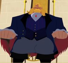 Tangled the baron