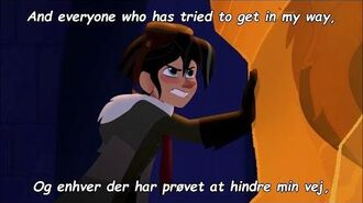 DANISH - Let me make you proud (Reprise) w Subs&trans (Tangled The Series)
