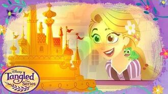 Comfort Zone Inside the Journal Tangled The Series Disney Channel