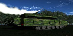 TT-42M Rocket