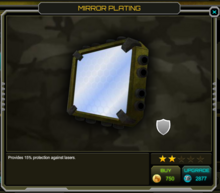 Mirrorplating