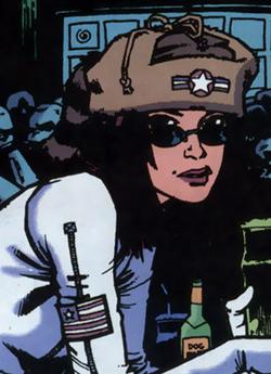 Jet Girl comics