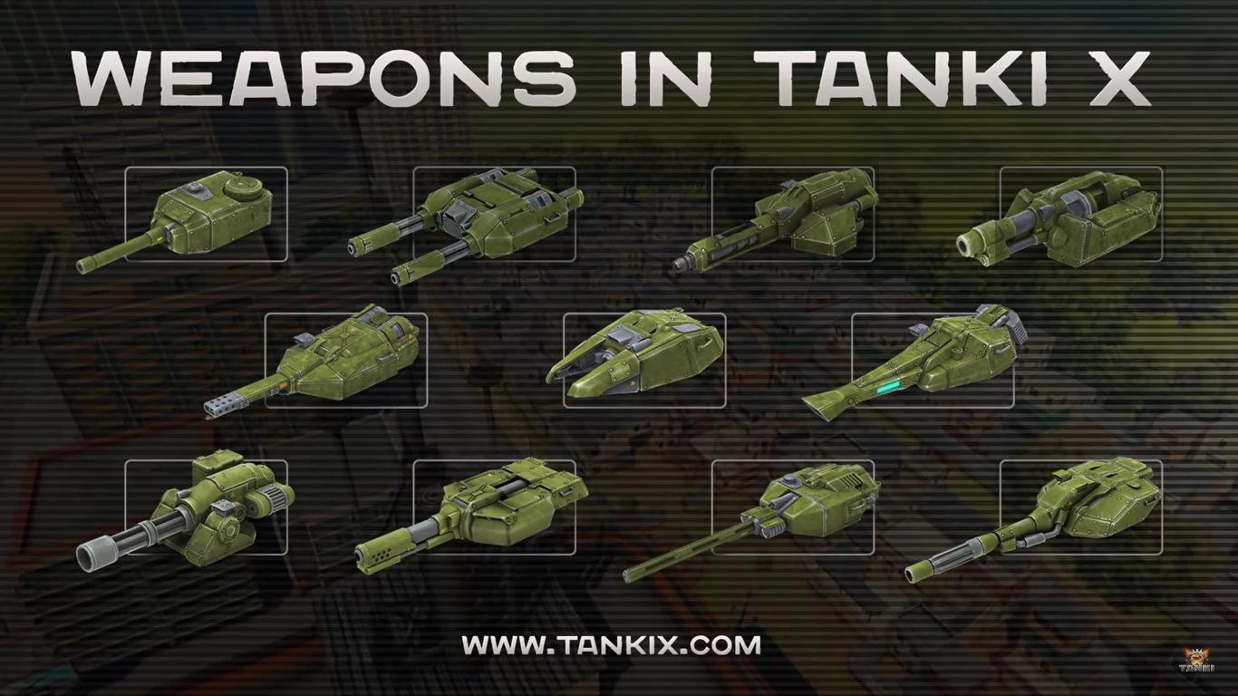 Turret Tanki X Wikia Fandom Powered By Wikia