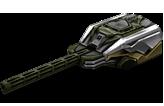 Turret railgun xt m3