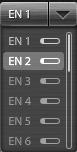 Server list buton