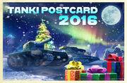 Tanki Postcard 2016