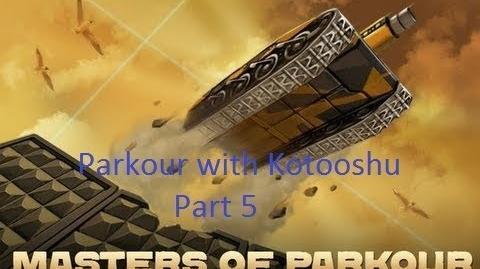 Tanki Online Parkour with Kotooshu Ep.5- Novel