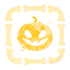A Gold Box drop zone, in the Halloween map of 2015