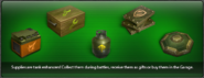 Loading Banner supplies enhancers