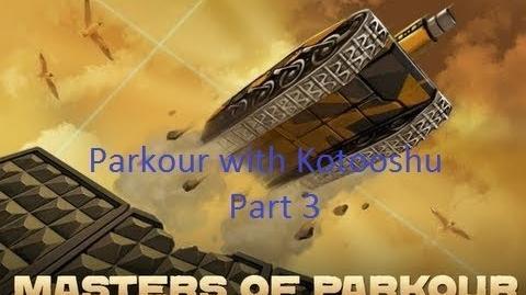 Tanki Online Parkour with Kotooshu Ep.3- 2042