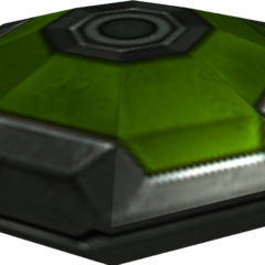 A green mine