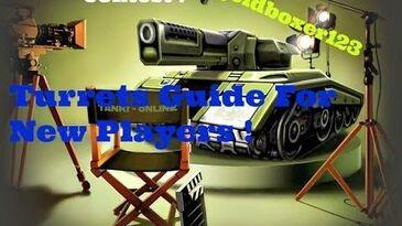 Tanki Online-Turrets Guide Rewiew 2014