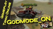 Tanki Online - Godmode ON - Raphael2