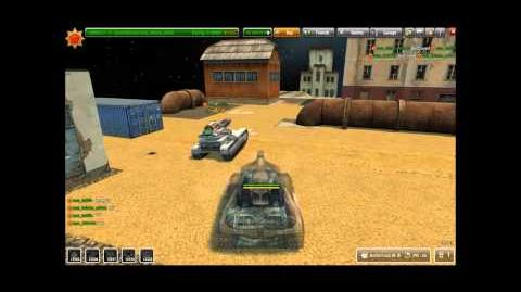 Tanki Online - New physics for hulls