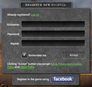 Tanki Online- Register