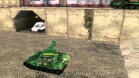 Tanki Online Gameplay Video