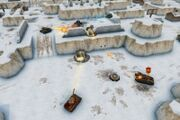 Siege winter