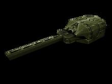 Turret railgun m0