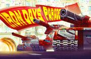 Iron Days Parade