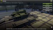 V-Log 60 Unity3D garage preview