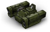 Turret striker m0