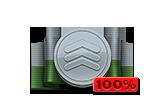 Multiplier Pass Silver 100%
